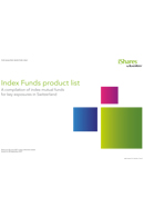 Swiss INDEX Product list