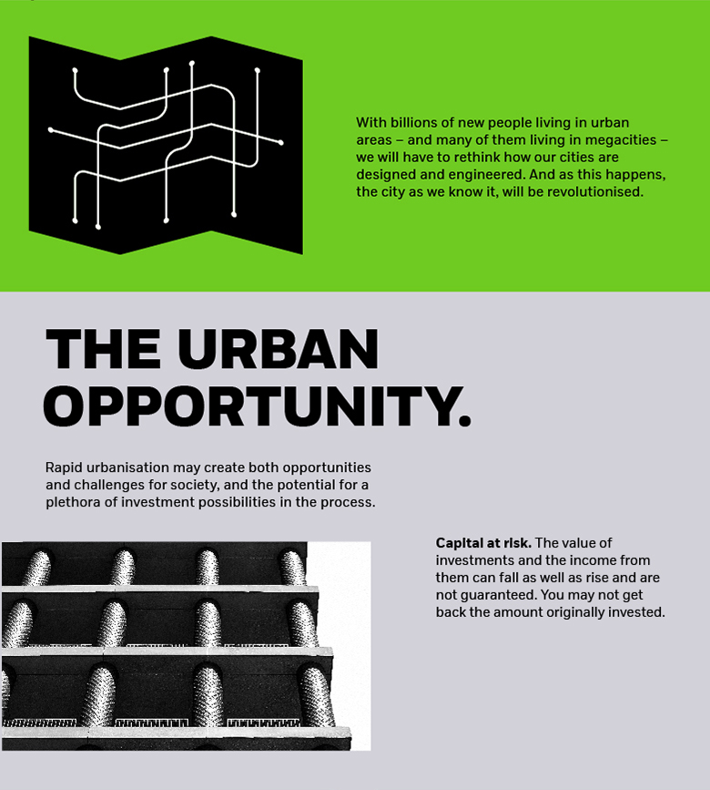 iShares | Opportunities of urbanization